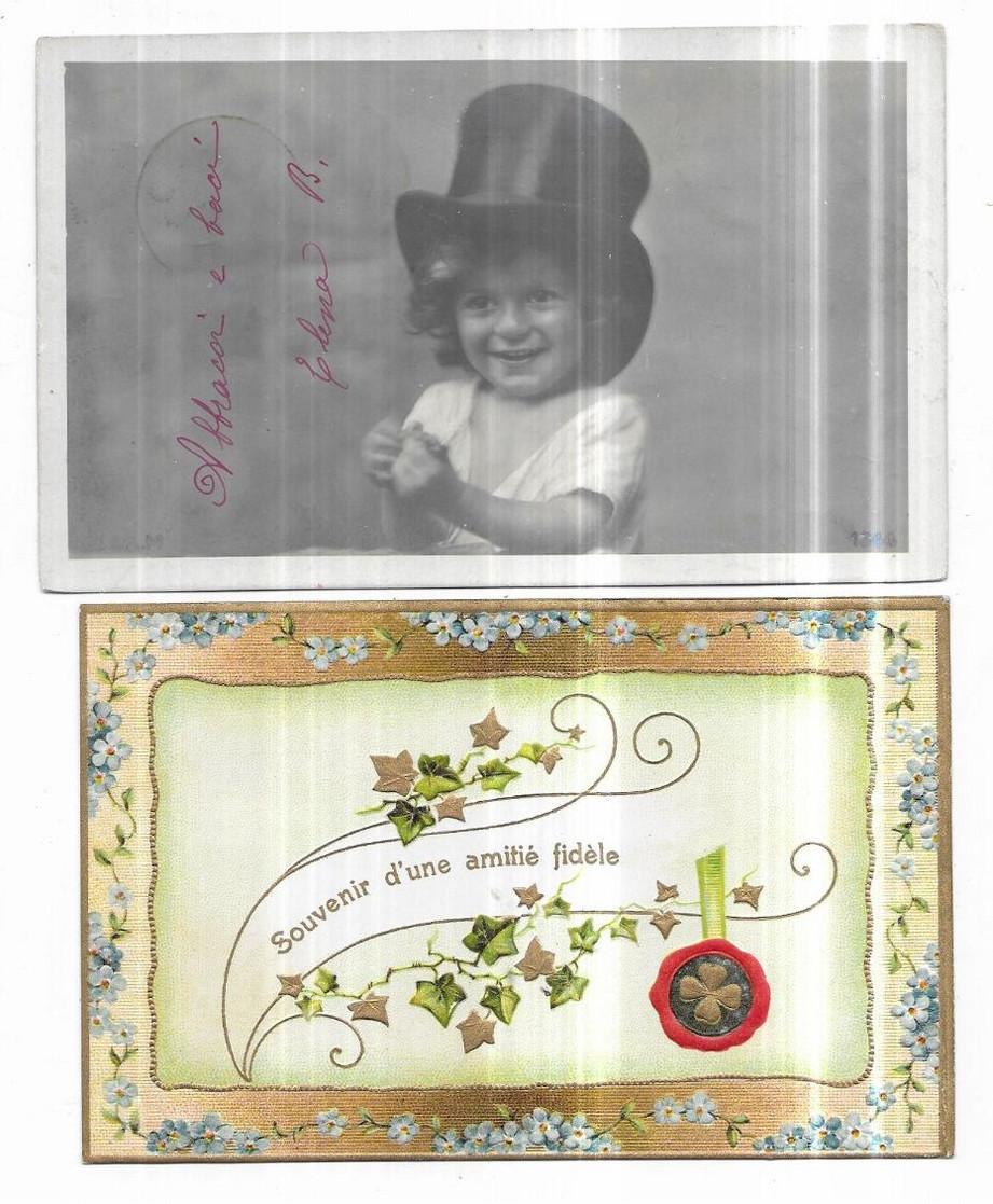 Départ 1 Euro Fantaisies Gros Lot De 500 Cartes Fantaisies Diverses - 500 Postcards Min.