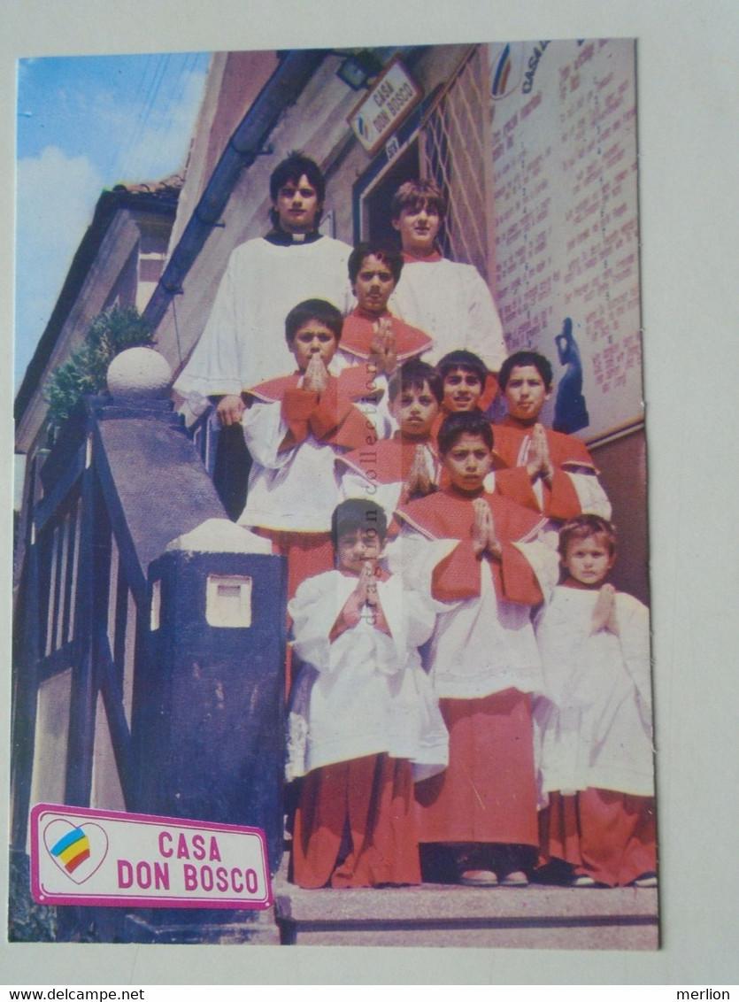 D179371 Romania   Postal Stationery  Casa Don Bosco   CINCU  - Cancel Bucuresti  1993  Sent To  8121 BENGLEN Switzerland - Entiers Postaux