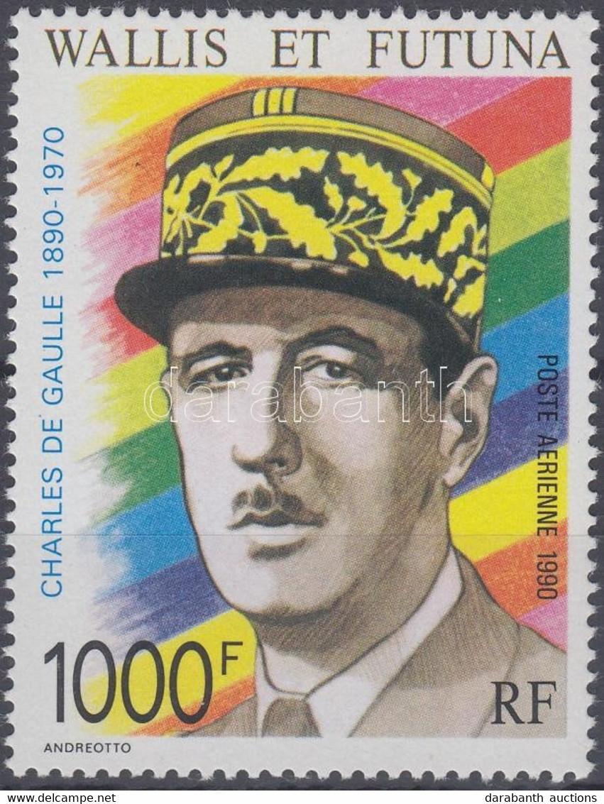 ** 1990 Charles De Gaulle Mi 587 - Unclassified