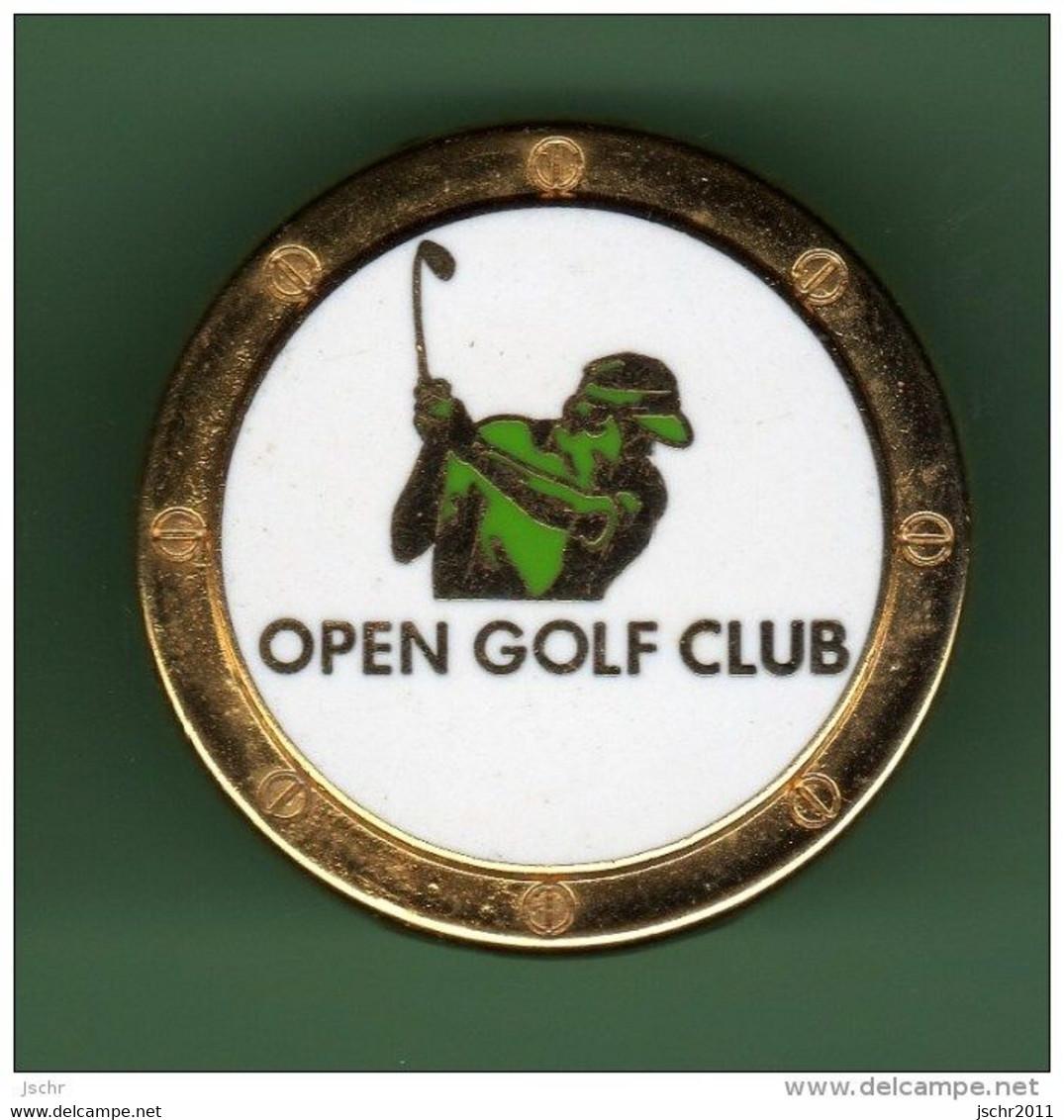 OPEN GOLF CLUB *** Signe FRAISSE *** 2093 - Golf