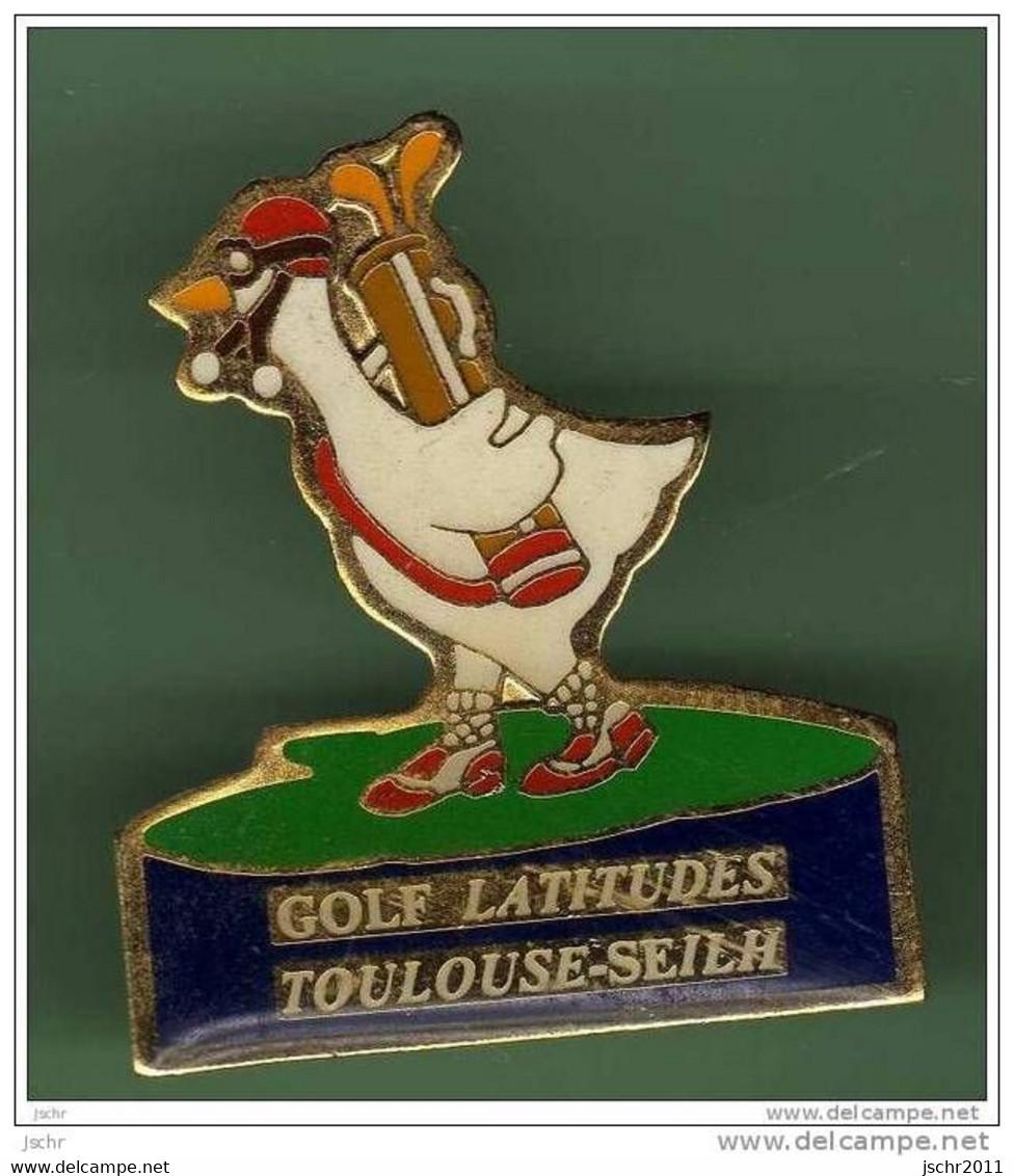 GOLF *** LATITUDES TOULOUSE-SEILH *** 2094 - Golf
