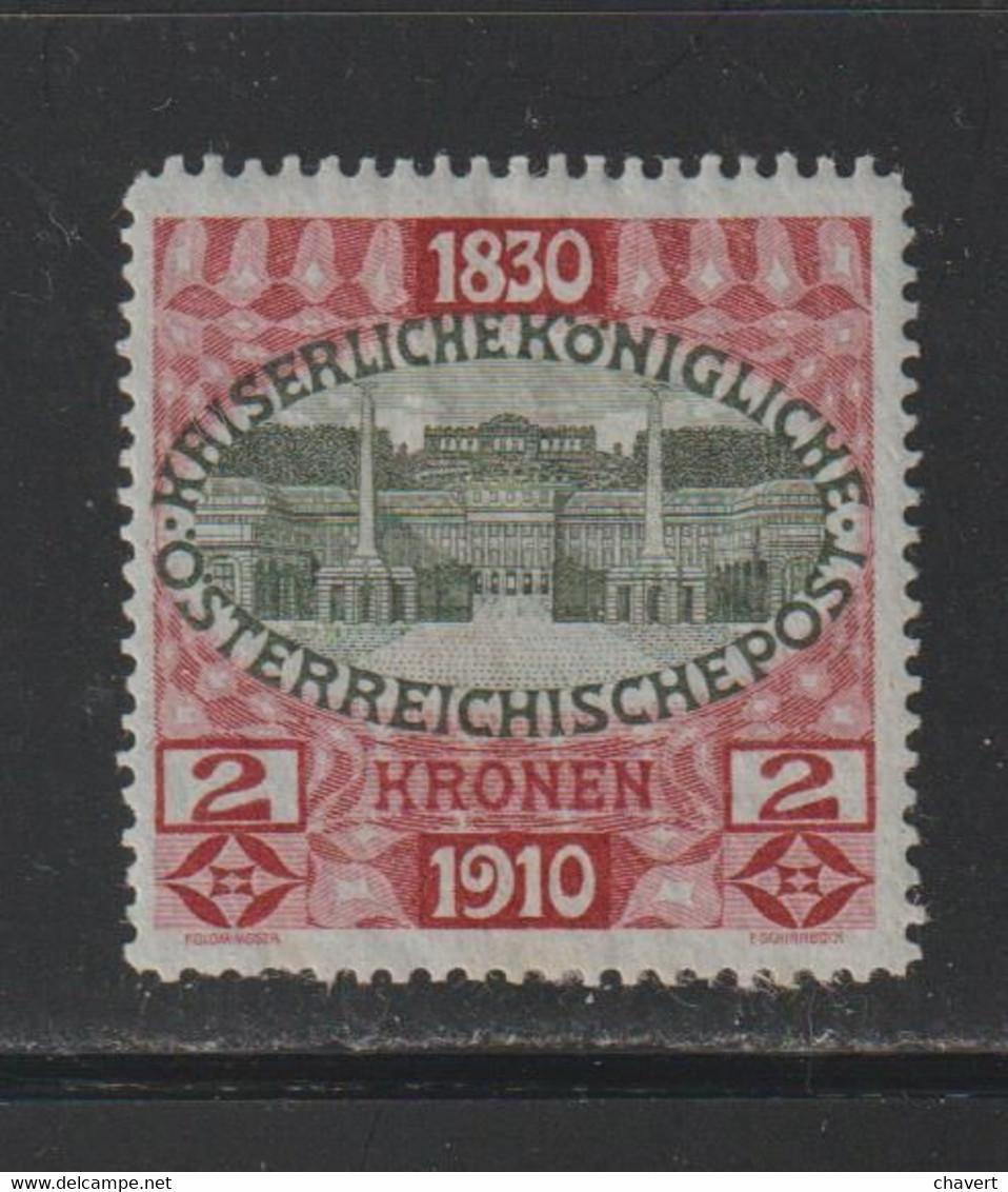 Autriche - YT N° 133 Neuf* (cote 210 Euros) - Nuovi