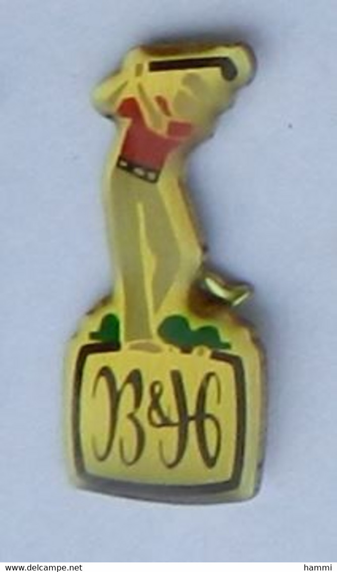 C41 Pin's GOLF 33 36 Achat Immédiat - Golf
