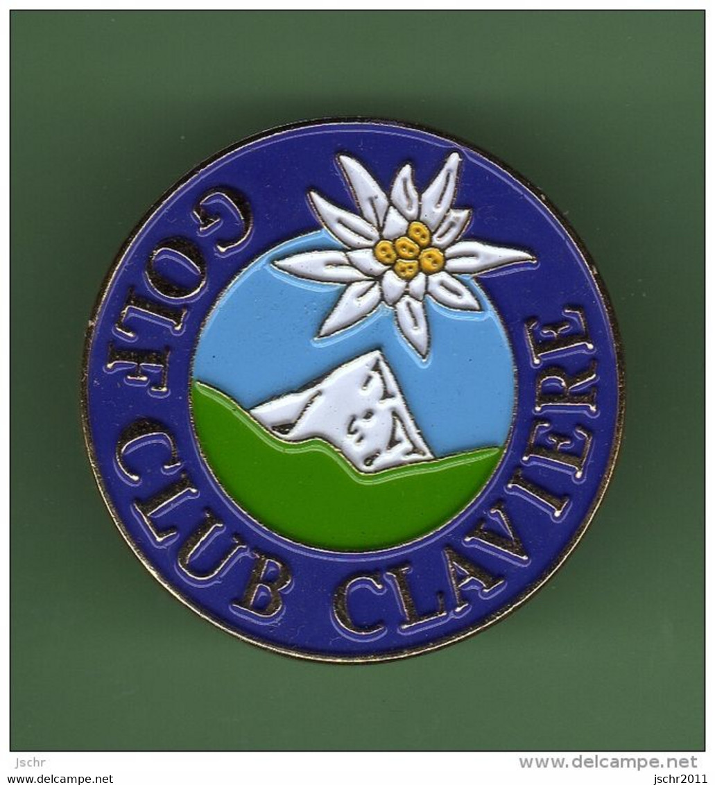 GOLF *** CLUB CLAVIERE *** 2095 - Golf