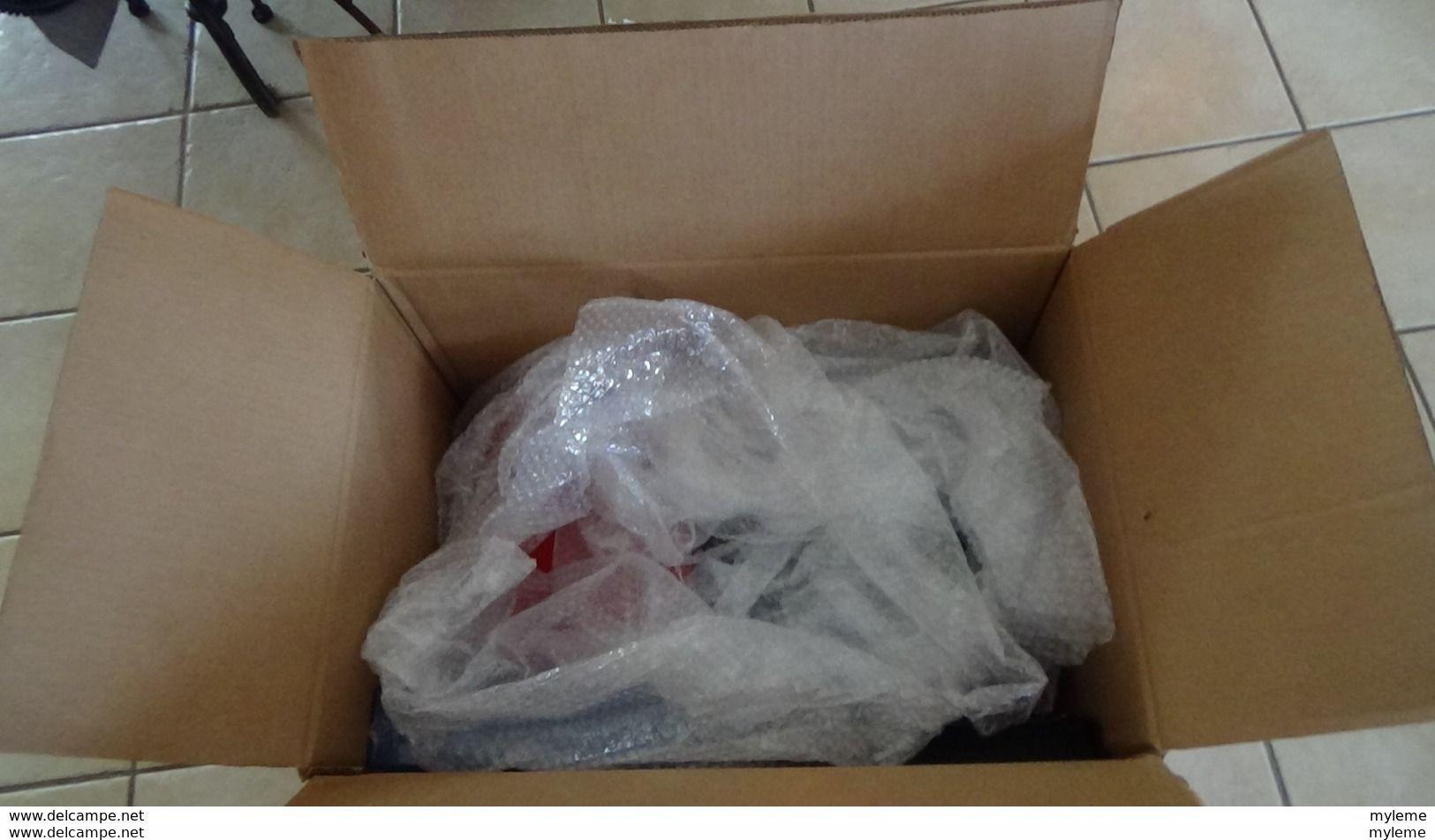 S002 Carton Dont France Préos N° 24, 30, 33 Et 37 ** Côte 4025 Euros ..Voir Commentaires !!! - Lots & Kiloware (mixtures) - Min. 1000 Stamps