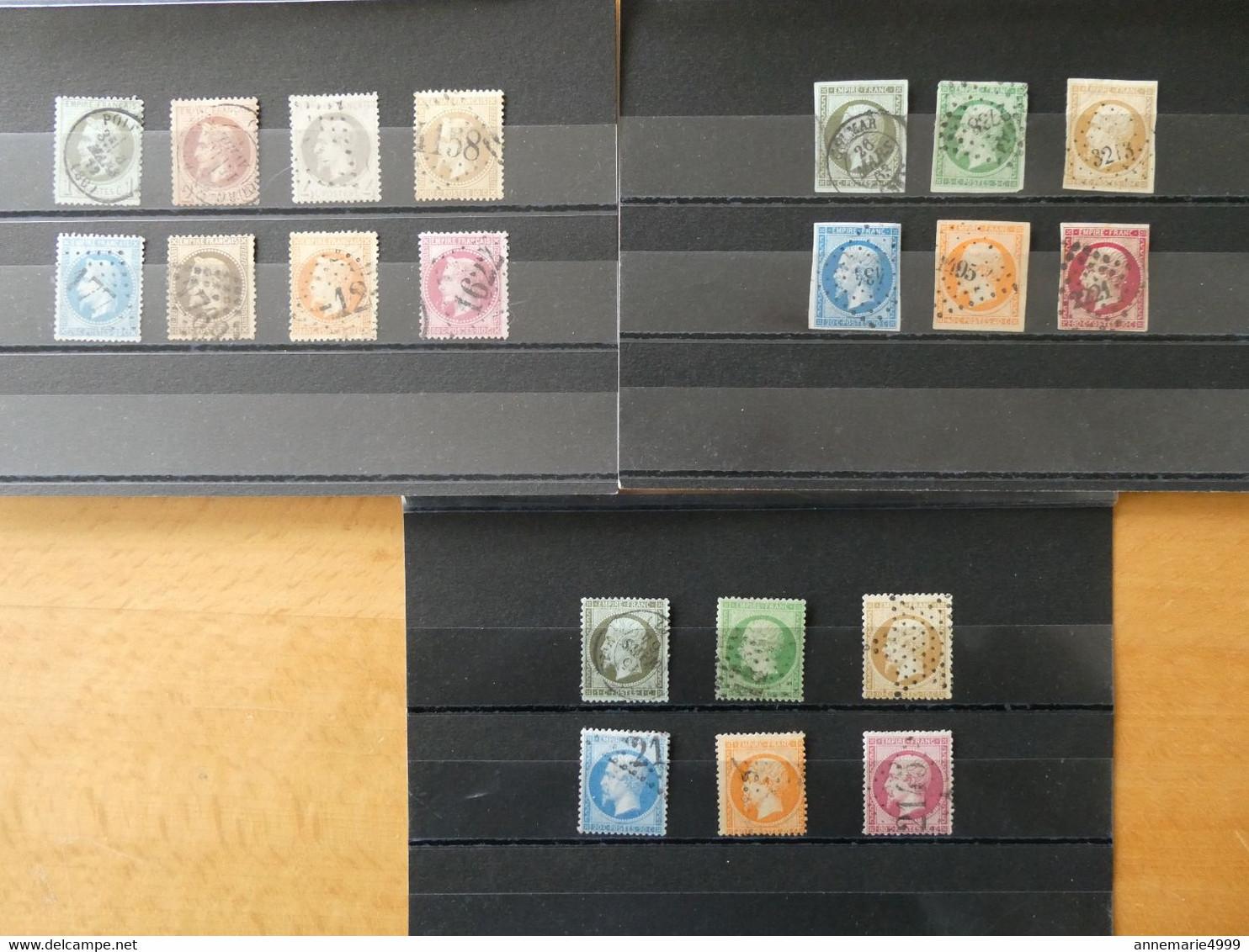 FRANCE Entre N°11 Et 32   Très Beaux  Cote 600 €  Voir Scan Recto Verso - Other