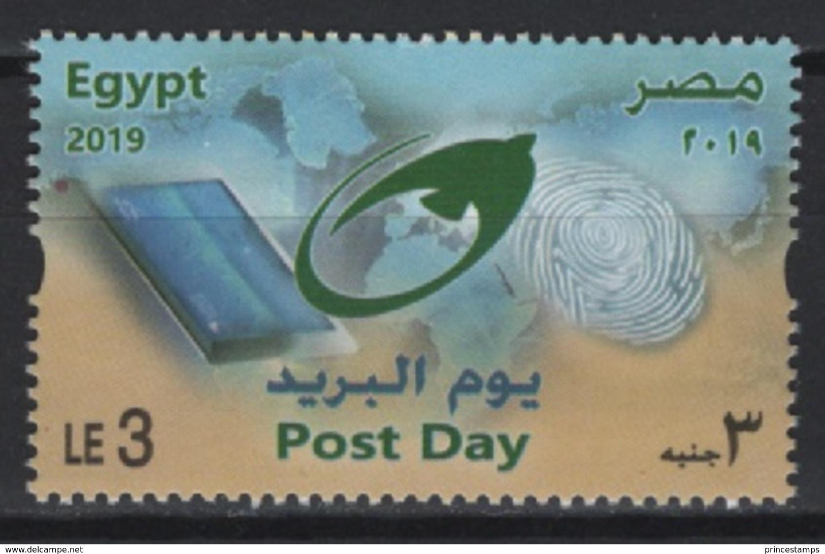 Egypt - Egypte (2019)  - Set -  /  Postal Day - Nuovi