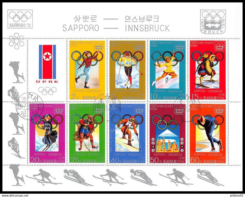 Départ 1 Euro (lot 1a) THEMATIQUE Collection De + 120 Blocs  COTE + 500 Euros  Jeux Olympiques (olympic Games) Animaux A - Collections (with Albums)