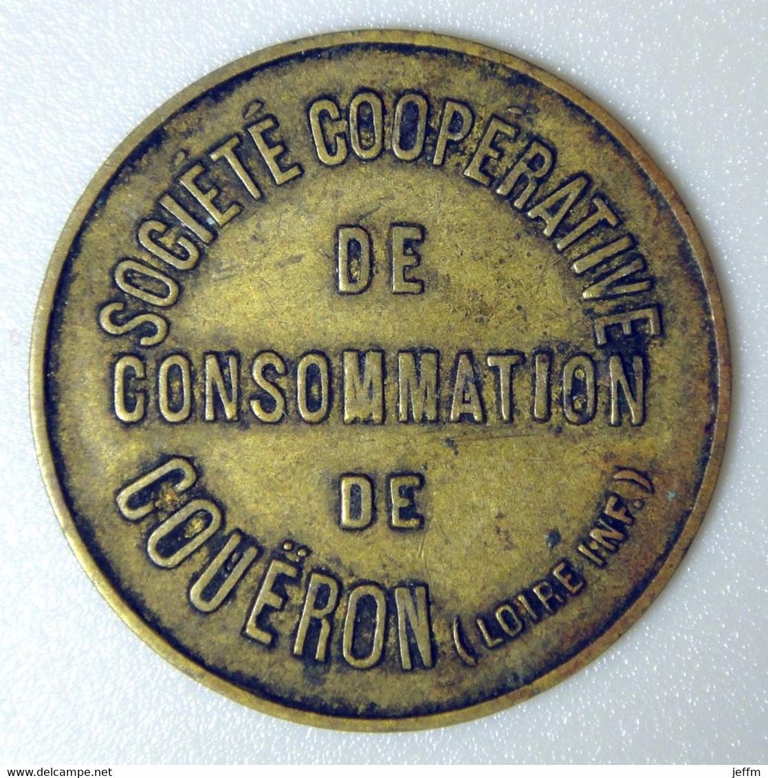 Couëron - Société Coopérative De Consommation - 10 Centimes - Monetari / Di Necessità