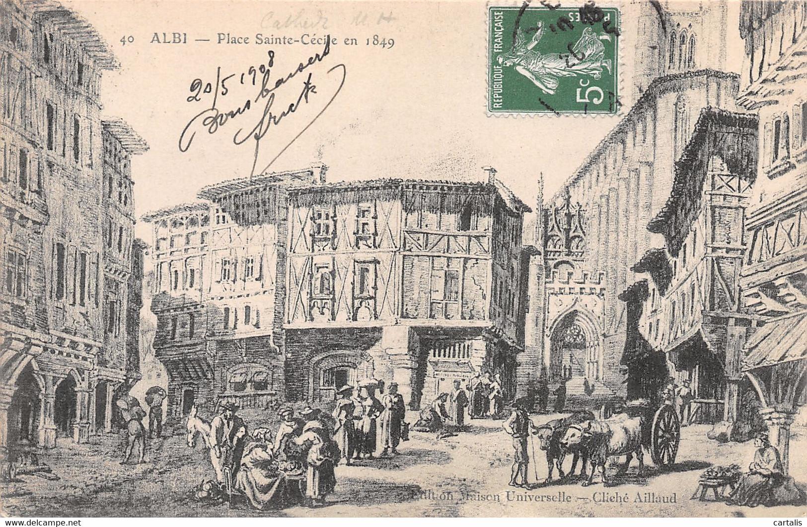 81-ALBI-N°C-3672-A/0215 - Albi