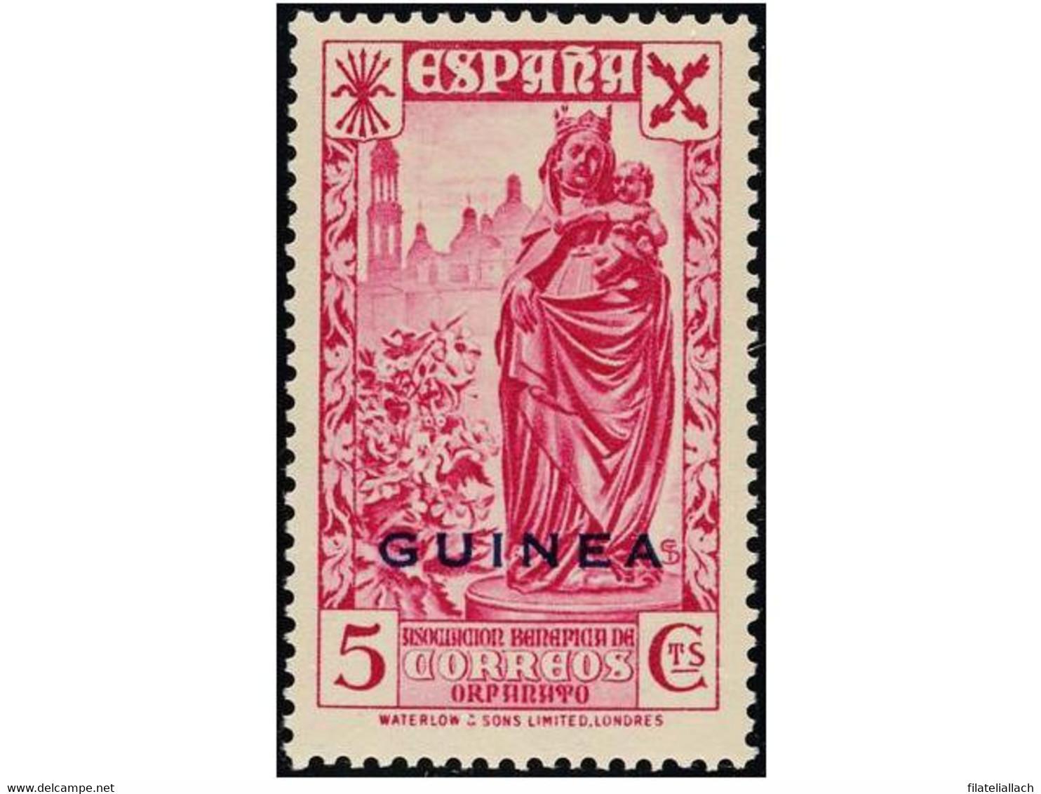 SPANISH GUINEA - Spanish Guinea