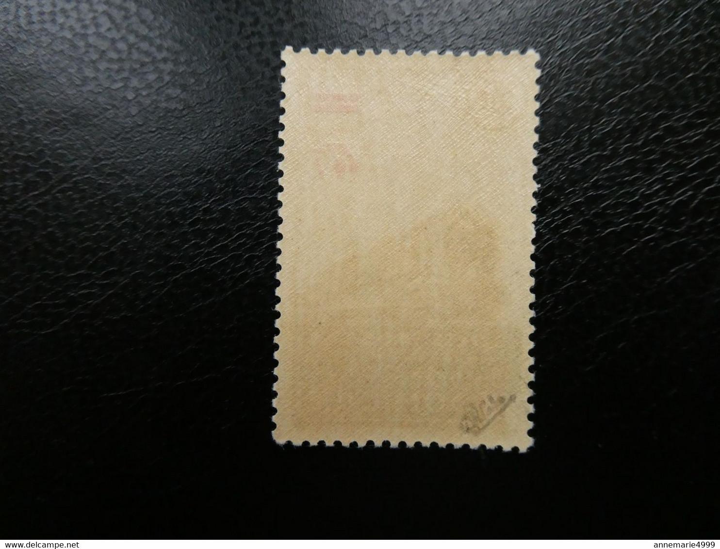 FRANCE Colis Postaux N° 206 A Signé Calves   Neuf Sans Charnière  MNH  Rare Et Même TRES RARE Cote 2250 € - Mint/Hinged