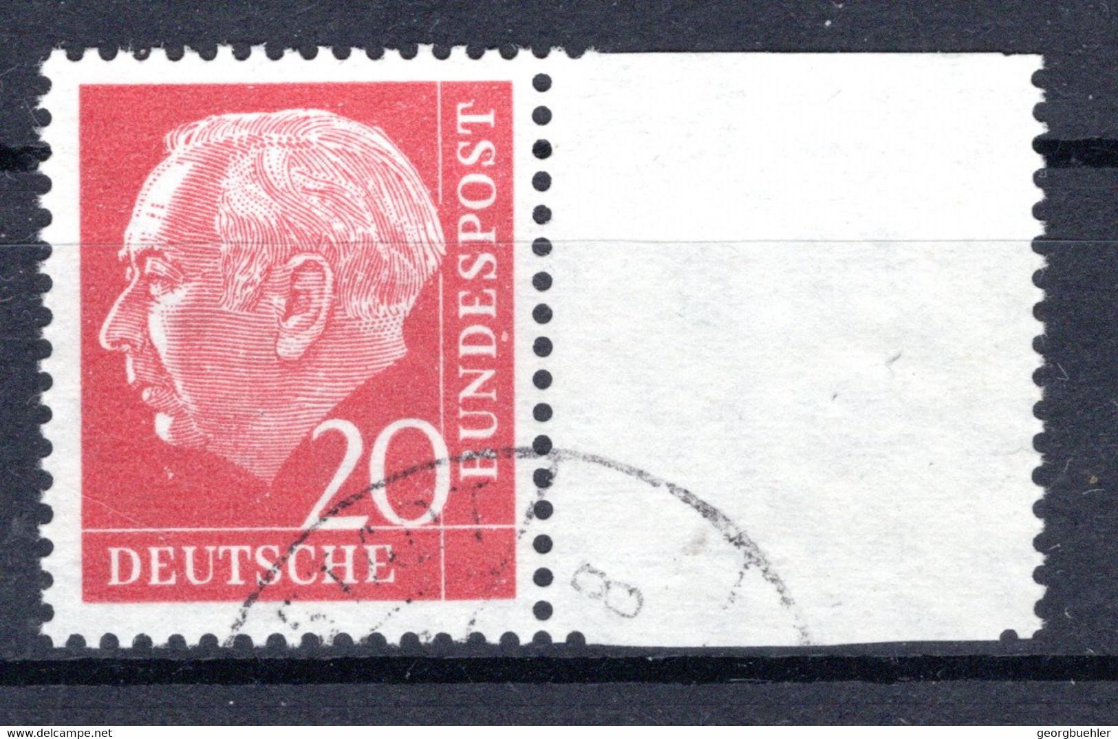 BUNDESREPUBLIK, Michel No.: 185LW USED - Unclassified