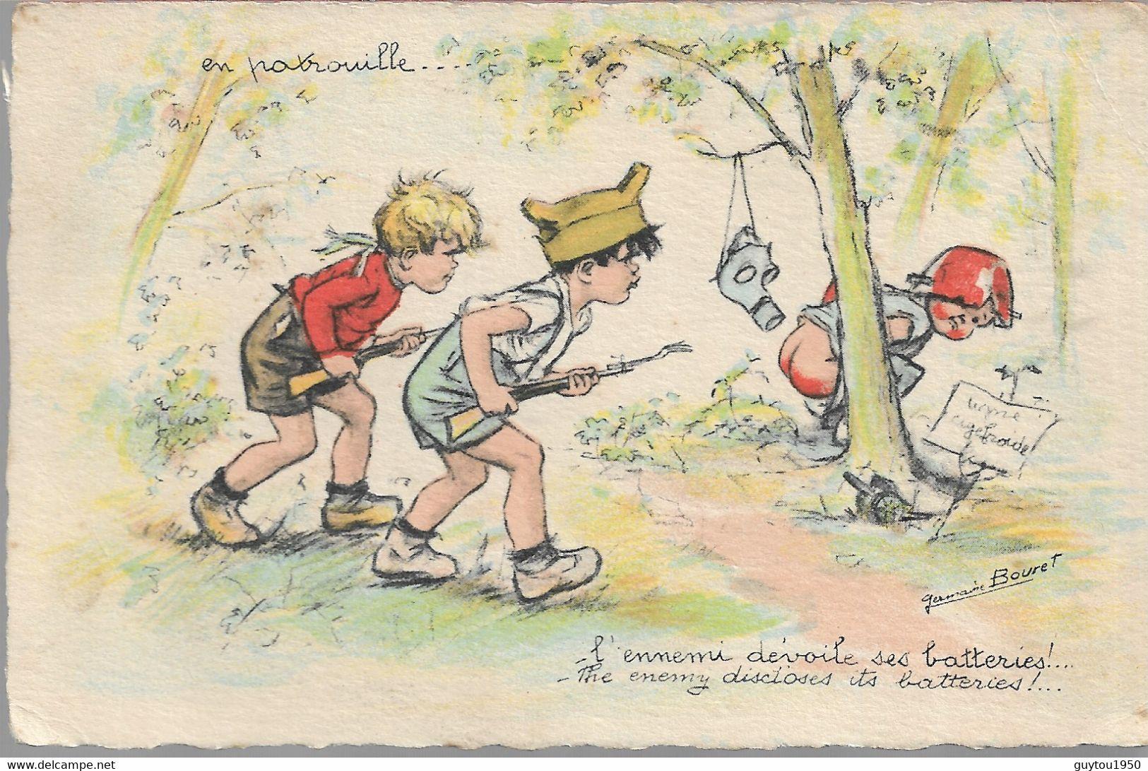 Superbe Lot De 50 Cpa Avec De Grosses Animation A Voir - 5 - 99 Postcards