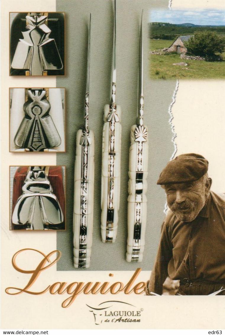 [12] Aveyron > Laguiole Collection Coutellerie De Laguiole - Laguiole