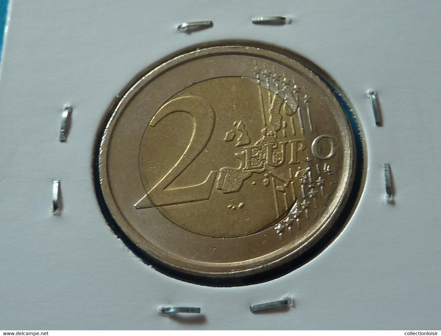FAUTEE ***  2 EURO ITALIE 2005  ( 6 Photos ) - Errors And Oddities