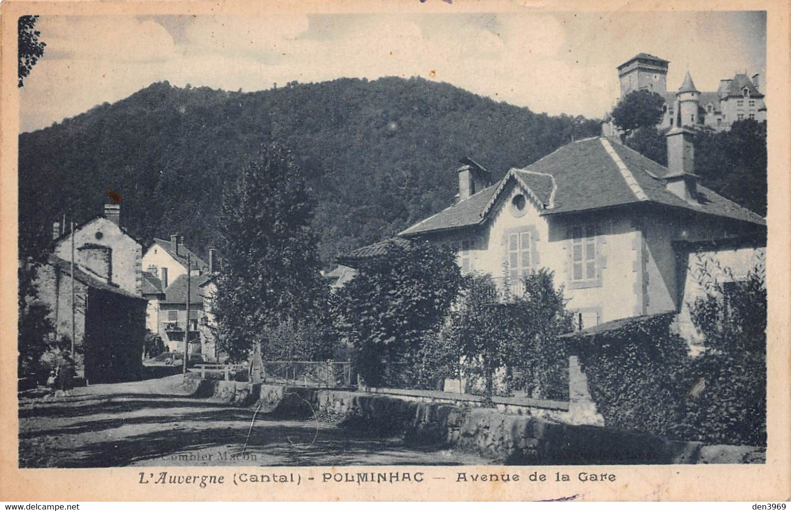 POLMINHAC - Avenue De La Gare - Other Municipalities
