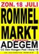 Open Lucht Rommelmarkt Te Adegem