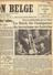 NATION BELGE 30/11/1945 Volk En Staat Verlaine Rimbaud Mussert Brugères Verviers Sainte-Gudule Cimarosa - Journaux - Quotidiens