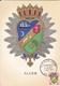 Algérie Armes De La Ville Alger 1959 Blason - Covers & Documents
