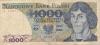 Billet  Banque POLOGNE,BANK POLSKI,1000 TYSIAC ZLOTYCH,WARZAWA 2 LYPCA 1975,numéro Z 2365132 - Poland