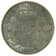 BELGIO / BELGIQUE - 5 FRANCS (1869) ROI LEOPOLD II - ECU ARGENT - 1865-1909: Leopoldo II