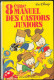 No PAYPAL !! : WALT DISNEY Le 8eme Manuel des CASTORS JUNIORS ,�dition Hachette Avril 1982 TTTBE++