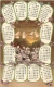 CARTE POSTALE CALENDRIER DE 1906