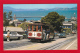 CA51  Cable Car Climbing Steep San Francisco Hill, San Francisco, California, CA, Vintage Postcard, Old Cars.