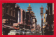 CA65  Grant Avenue, Chinatown, San Francisco, California, CA, Vintage Postcard, Old Cars.