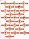 24 sigarenbanden   ALTO  Haartooien