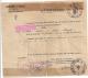 ATTESTATION -RESISTANCE ET MAQUIS FFI AIGOUAL-CEVENNES SIGNE CT RASCALON DIT ALAIS CHEF DU MAQUIS 1949