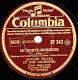 78 Trs  Columbia BF 243 - état TB - Jacques HELIAN - LE PORTE-BONHEUR - CHICA CHICA ! - 78 Rpm - Gramophone Records