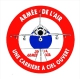 Autocollant Sticker / Arm�e de l�Air - Une carri�re � ciel ouvert / Aviation / Avion Mirage ???  // ADH 21/4