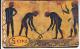 GREECE - Hockey, Sports in ancient Greece, Amimex prepaid card 5 euro, tirage 5000, used