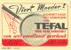 PUBLIBEL 2144°: (TEFAL) : KEUKEN,CUISINE,KOKEN,CUISINER,KITCHEN,COOK,FLORA, MUGUET,MOEDER,MERE,MOTHER,FETE Des MERES,MOT - Stamped Stationery