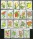 """Virgin Islands    """"Flowers """"     Set   SC# 692-710  MNH**"""