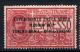 Italia Regno 1917 Sass.A1 **/MNH VF/F<br><strong>11.00 EUR</strong>