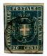 1860 - Governo provvisorio - 20 Centesimi azzurro<br><strong>25.00 EUR</strong>
