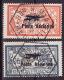 1927  N&deg; 1 et 2   la paire des surcharg&eacute;s - obl.&amp;hellip;<br><strong>150.00 EUR</strong>