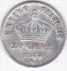 SECOND EMPIRE.20 Centimes 1864 K  (BORDEAUX).Napoléon III Tête Laurée . ARGENT - Francia