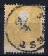 Österreich  Nr 10 I Lombardei - Venetien Triest Cancel Signed/ Signé/signiert/ Approvato , Ferchenbauer Cat Val € - Used Stamps