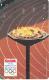 JAPAN - Olympic Flame, Kodak Official Sponsor, NTT telecard 50 units(430-5770), used