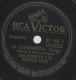 78 Schellackplatte_ Juan D´Arienzo Y Su Orquesta Tipica - La Cumparsita - La Punalada_Tango - 78 Rpm - Schellackplatten