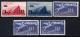 San Marino 1947 Espressi Sass.Ex16/20 **/MNH VF/F<br><strong>28.00 EUR</strong>