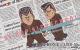 T�l�carte Japon / 110-52871 - MANGA - BE BOP - ANIME Japan movie phonecard - BD Comics Telefonkarte - 3901