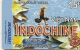 CARTE PREPAYEE-IRADIUM-15�-IND OCHINE-31/12/2005 -T BE