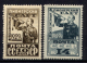 Russia 1929 Unif. 421/22 */MH VF/F<br><strong>13.00 EUR</strong>