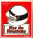 SUPER Pin's PNEUMATIQUES : FIER de FIRESTON casque BLANC F1 en zamac or sign� SUCCES