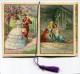 CALENDARIETTO GIUSEPPE VERDI ANNO 1952 SALONE BARBIERE BORGIA OLINDO SIRACUSA - Calendriers